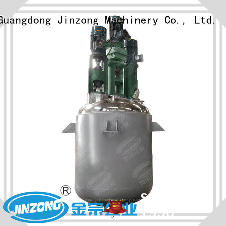 Jinzong Machinery viscosity chemical equipment supply on sale for chemical industry