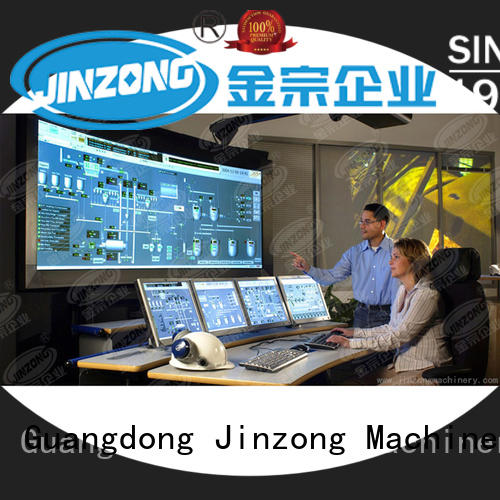 Jinzong Machinery security intelligent systems high speed for industary