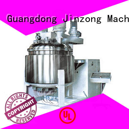 Jinzong Machinery precise stainless steel tank wholesale for nanometer materials