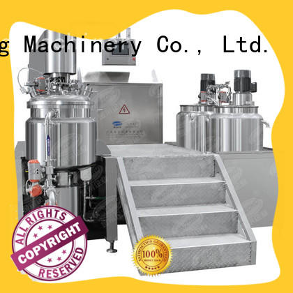 Jinzong Machinery laboratory lotion filling machine high speed for food industry
