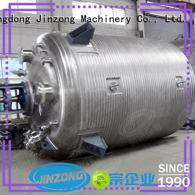 Jinzong Machinery technical acylic resin reactor jz for chemical industry