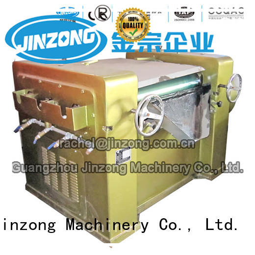 anti-corrosion horizontal sand mill high speed for plant Jinzong Machinery