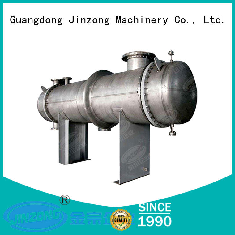 anti-corossion reactor heat for chemical industry Jinzong Machinery