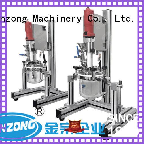 Jinzong Machinery side cosmetic cream mixing machine wholesale for nanometer materials
