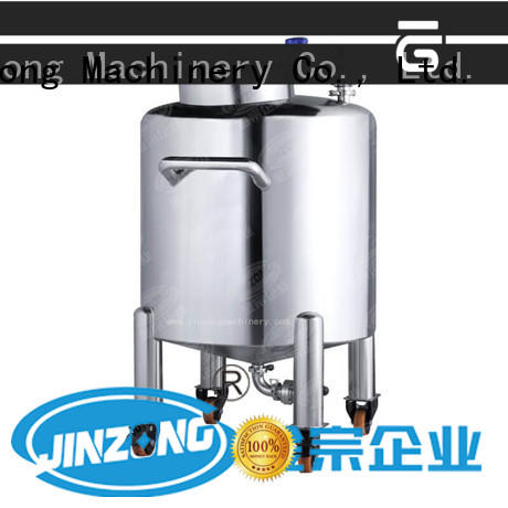 Jinzong Machinery practical cosmetic cream filling machine online for food industry