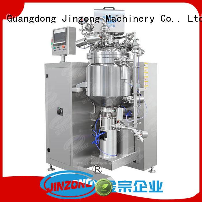 Jinzong Machinery accurate surplus pharmaceutical equipment vacuum for reaction