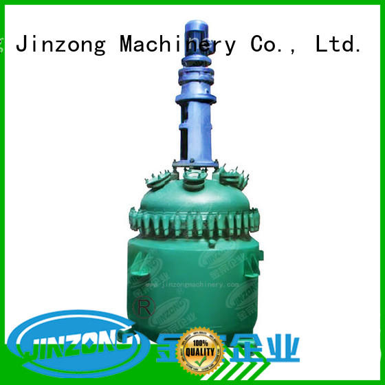 Jinzong Machinery stainless steel acylic resin reactor manufacturer for stationery industry