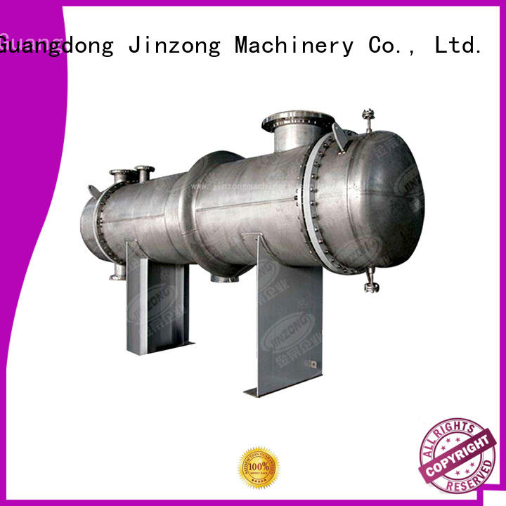 Jinzong Machinery technical automatic control system on sale for distillation