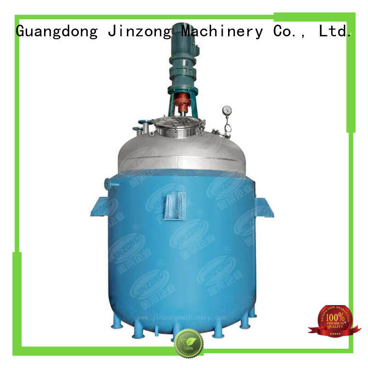 Jinzong Machinery coil chemical filling machine manufacturer for reflux