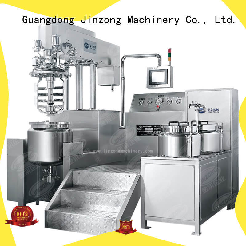 Jinzong Machinery multi function pharmaceutical production line for sale for food industries