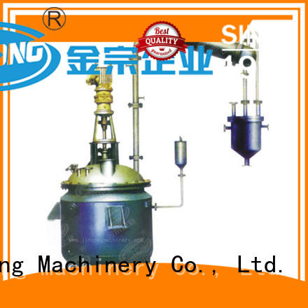 reactor technology product for reaction Jinzong Machinery