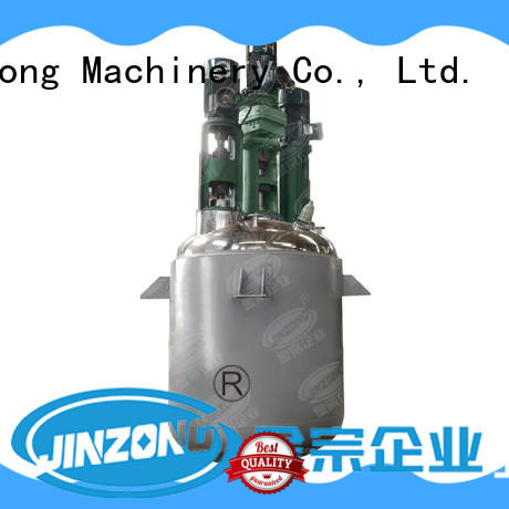 Multifunctional Reactor suitable for medium and high viscosity product
