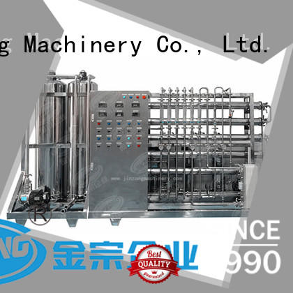 Jinzong Machinery practical cosmetic cream manufacturing equipment multifunctional for petrochemical industry
