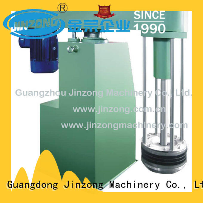 Jinzong Machinery series dry powder mixer on sale for workshop