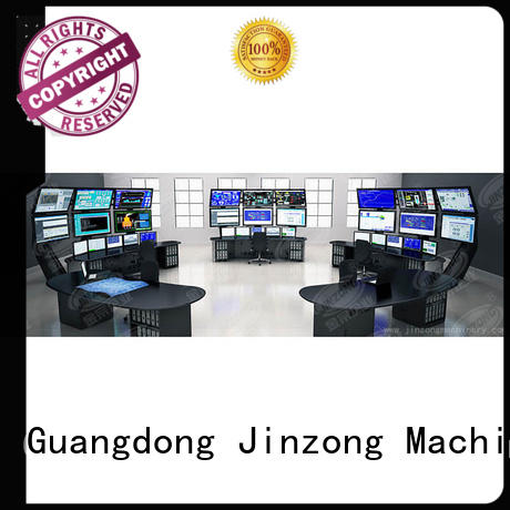 Jinzong Machinery highefficiency intelligent production system on sale for industary