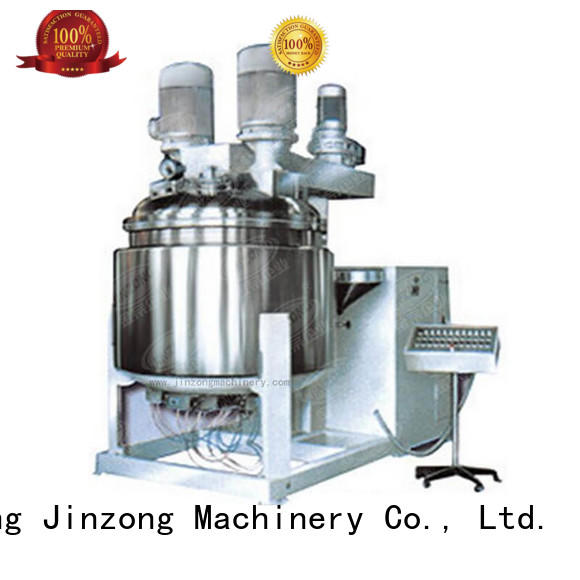 perfume mix tank bottles for petrochemical industry Jinzong Machinery