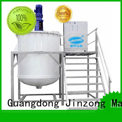 practical stainless steel mixing tank factory for food industry