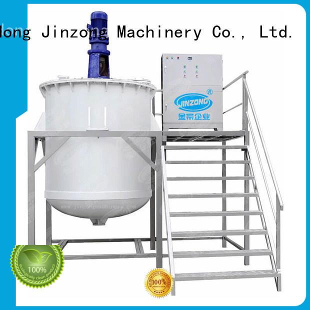 emulsifying cosmetic mixer machine machine for petrochemical industry Jinzong Machinery