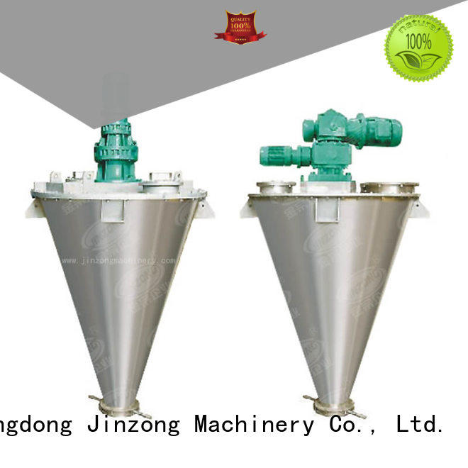 Jinzong Machinery three powder mixer machine on sale for workshop