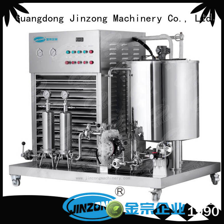 high quality lotion filling machine power factory for food industry