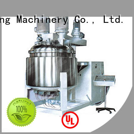 high quality Shampoo making machine water factory for paint and ink