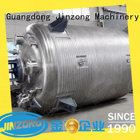 Jinzong Machinery lifting chemical reaction machine supply for The construction industry