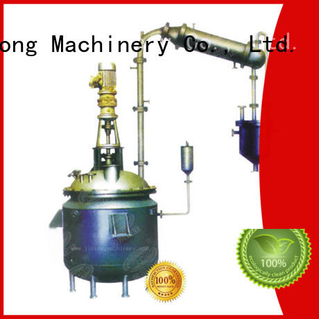 Jinzong Machinery multifunctional chemical reactor Chinese