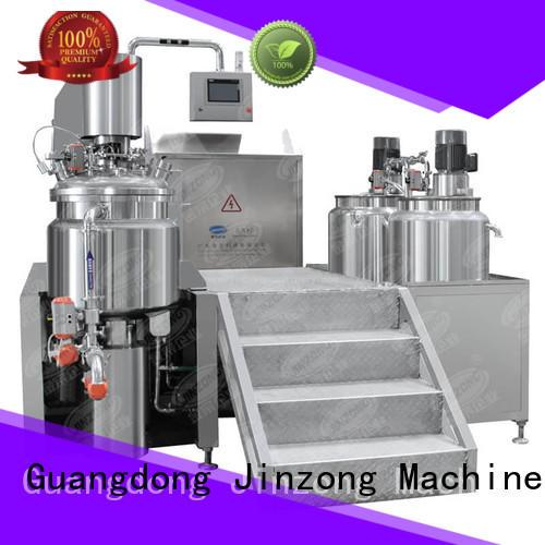 Vacuum mixer Guangzhou tank for food industry Jinzong Machinery