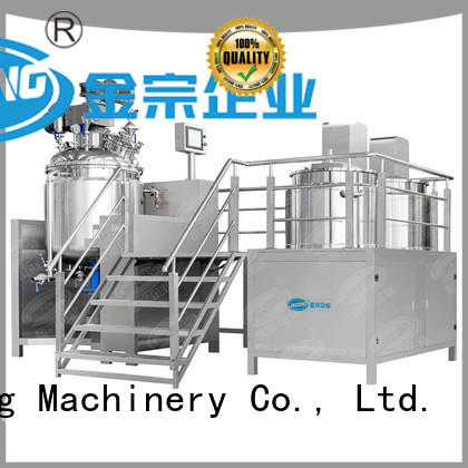 machine extraction and concentration tanks pilot plant series for reflux Jinzong Machinery