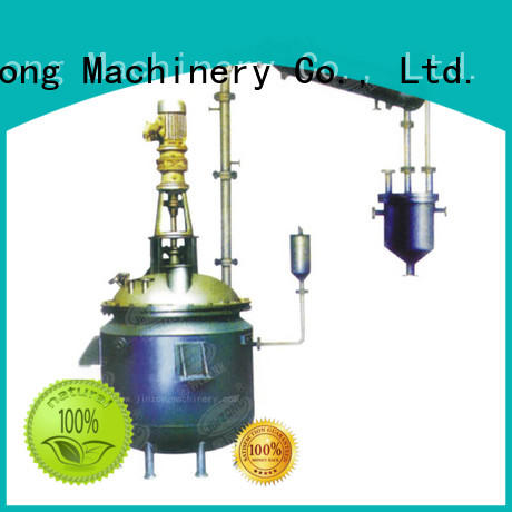 Jinzong Machinery series pilot reactor on sale for The construction industry