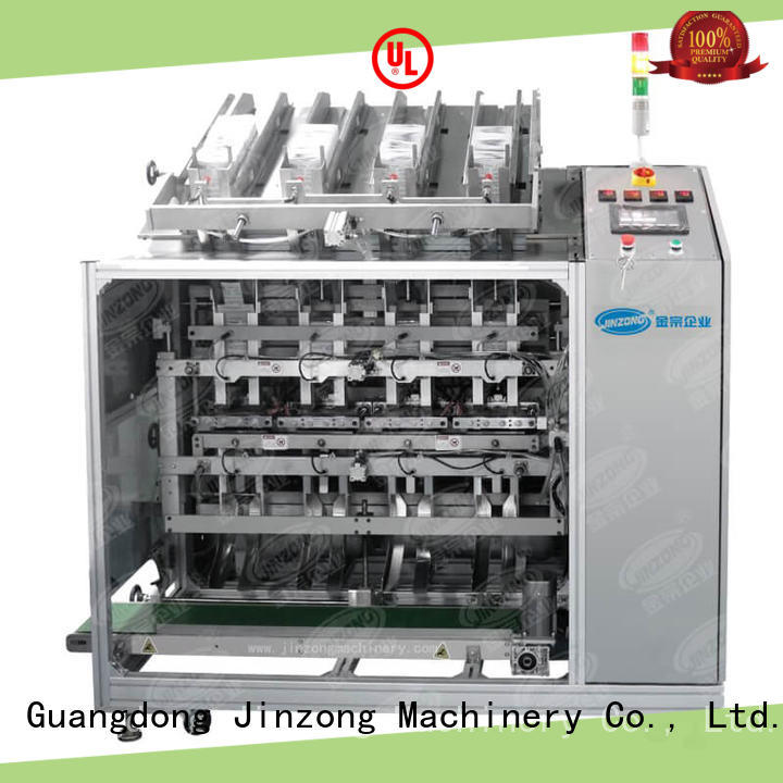 Jinzong Machinery dairy Cosmetic cream homogenizer factory for nanometer materials