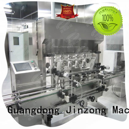 Jinzong Machinery precise cosmetic mixer machine online for nanometer materials