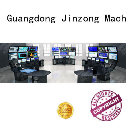 Jinzong Machinery advanced Error Prevention System high speed for industary