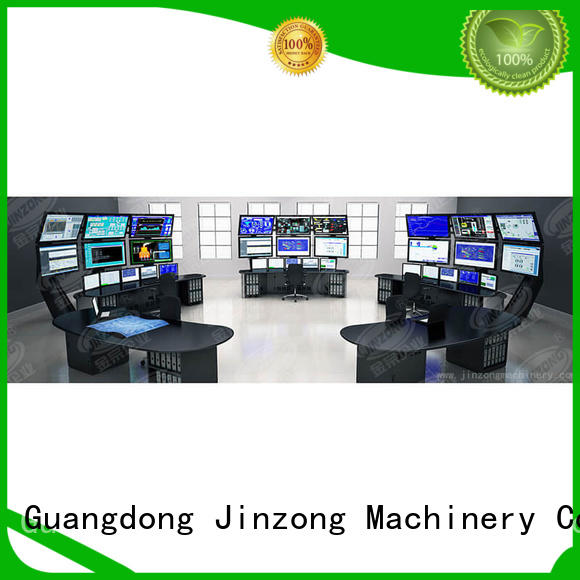 Jinzong Machinery professional intelligent systems supplier for plant