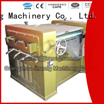 Jinzong Machinery capacious powder mixer supplier