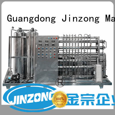 side shampoo filling machine high speed for petrochemical industry Jinzong Machinery