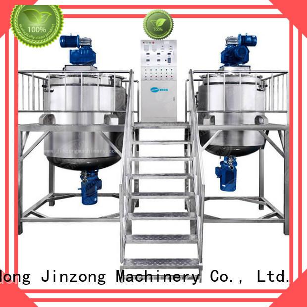 precise Cosmetic cream homogenizer liquid factory for food industry