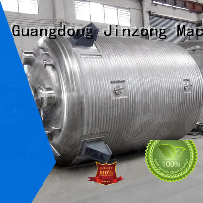 Jinzong Machinery technical glass-lined reactor manufacturer for chemical industry