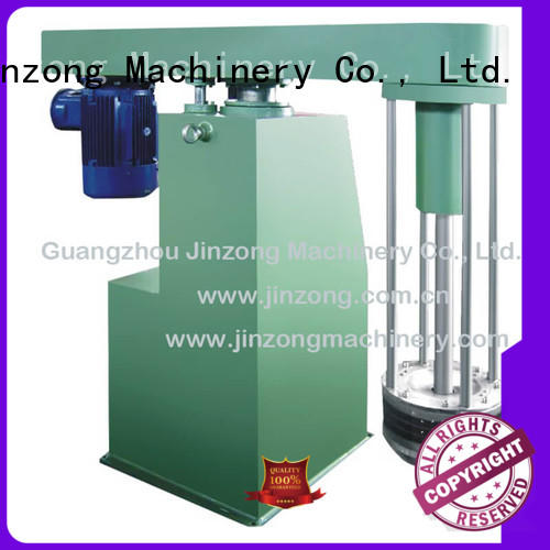 Jinzong Machinery capacious dry powder mixer high speed for workshop