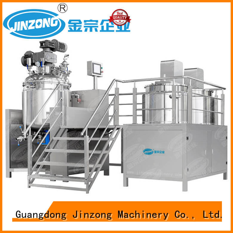 Jinzong Machinery multi function surplus pharmaceutical equipment jr for reaction