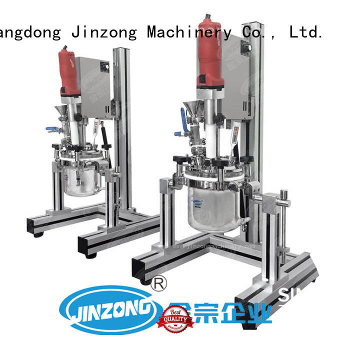 utility cosmetic filling equipment factory for petrochemical industry Jinzong Machinery