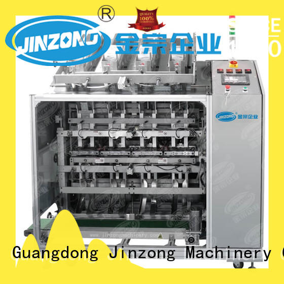 Jinzong Machinery anticorrosion cosmetics equipment suppliers factory for food industry