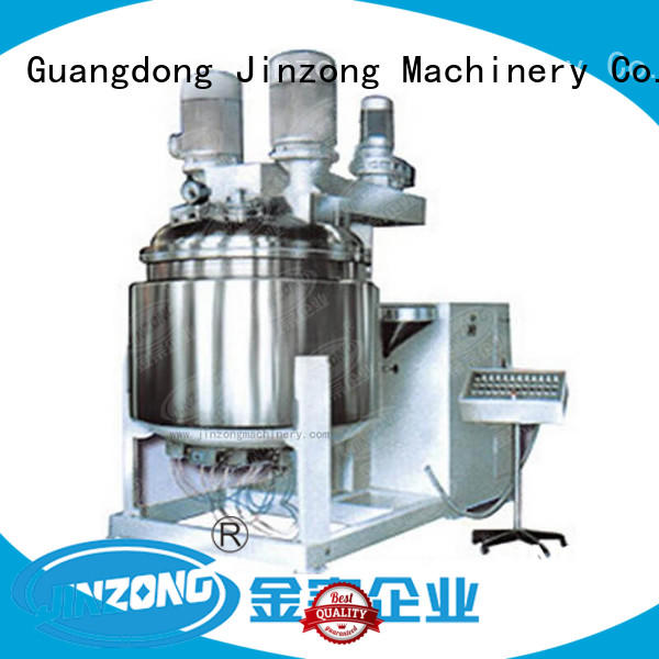 Jinzong Machinery high quality cosmetic filling and packaging power for food industry