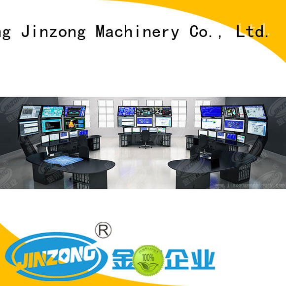 production automated production systems high-efficiency for plant Jinzong Machinery