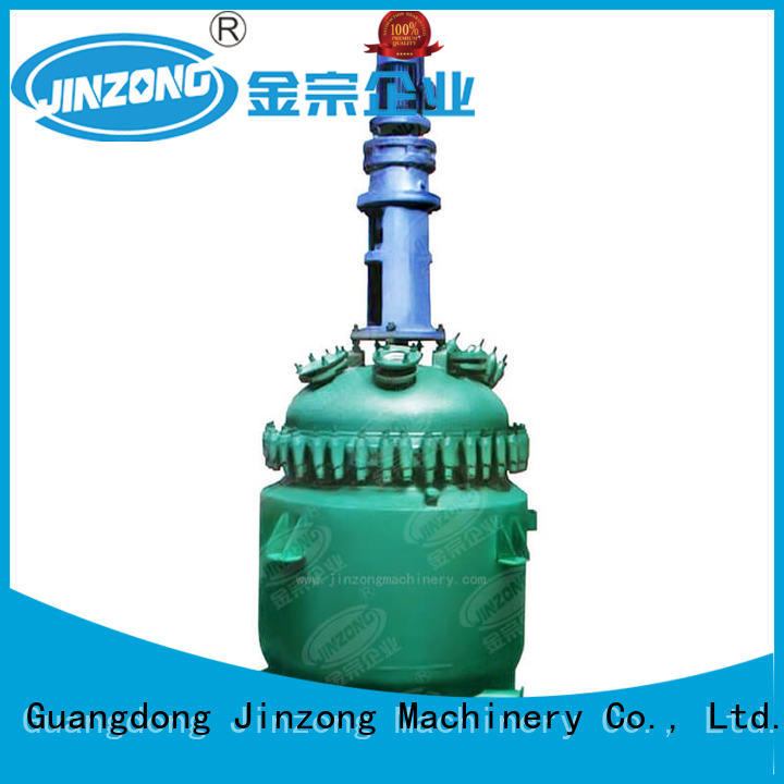 stainless steel high viscosity reactor on sale for reflux Jinzong Machinery