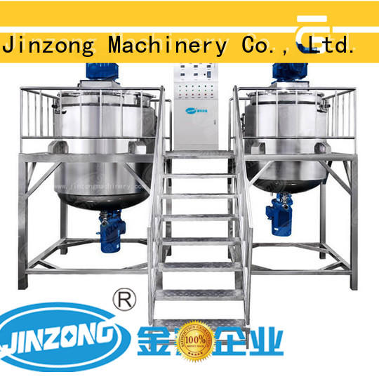 precise emulsifying mixer applied high speed for food industry