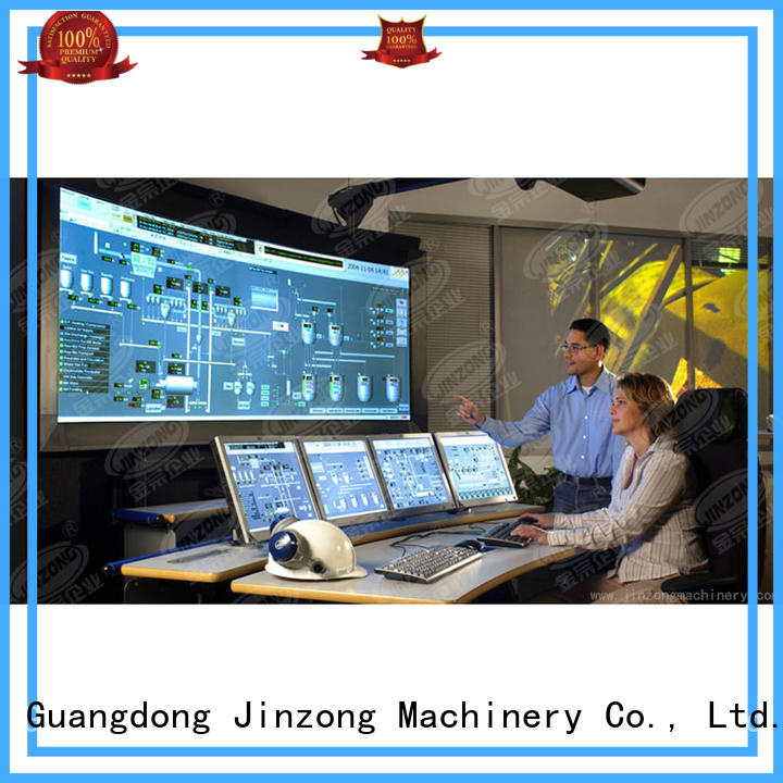 Jinzong Machinery intelligent production system high-efficiency for industary