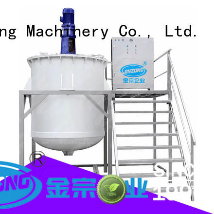 Jinzong Machinery high quality stainless mixing tank online for paint and ink