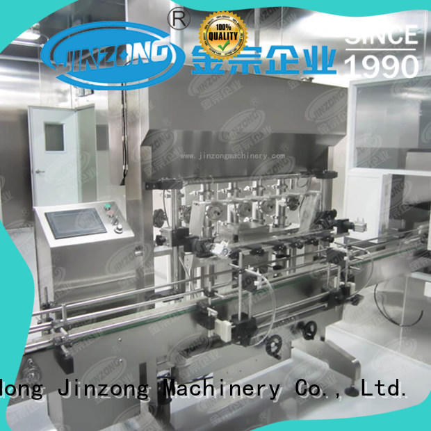cream cream filling machine anticorrosion for petrochemical industry Jinzong Machinery