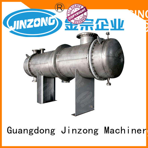 Jinzong Machinery glasslined high viscosity reactor manufacturer for distillation